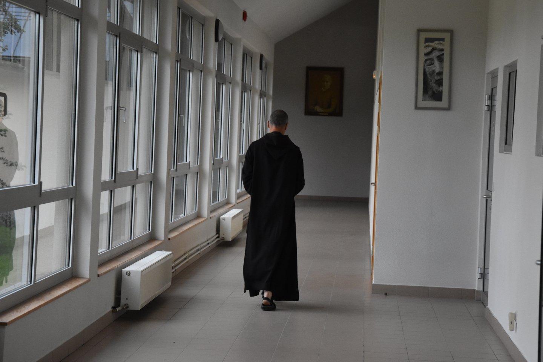 Benediktinų vienuolynas Palendriuose.<br>A.Srėbalienės nuotr.