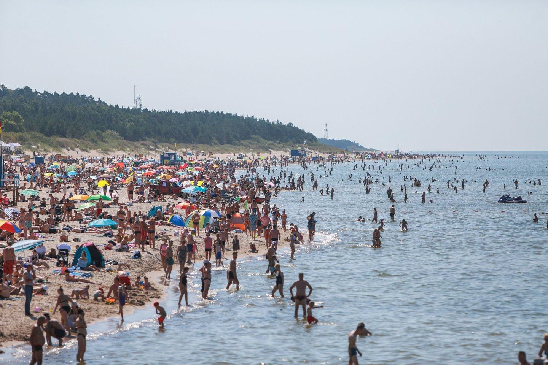 Seimo nario Kęstučio Masiulio siūlymu, Smiltynė galėtų atgauti prarastą kurortinės zonos statusą.<br>G.Bitvinsko nuotr.