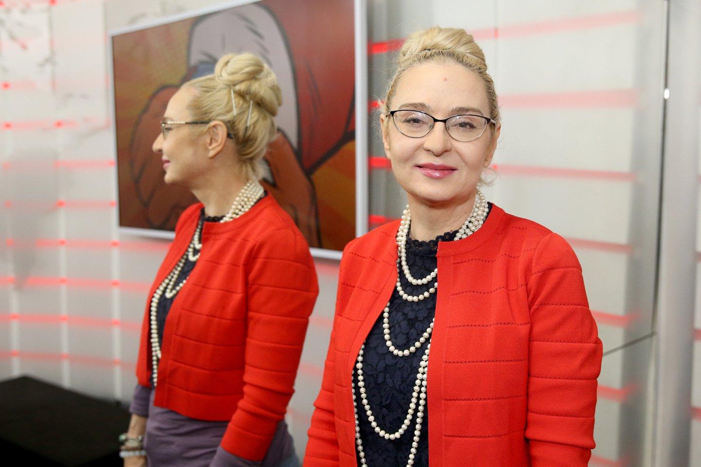 Palmira Kelertienė.<br>R.Danisevičiaus nuotr.