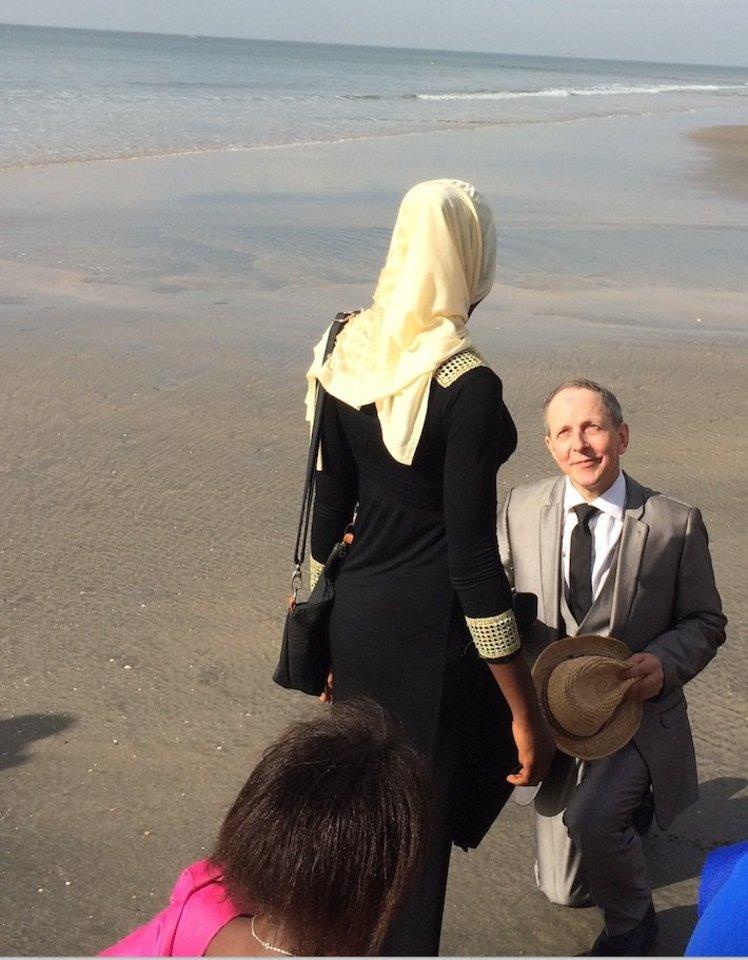 Pirmasis gyvas poros susitikimas ir piršlybos 2015 m.<br>Asmeninio archyvo nuotr.