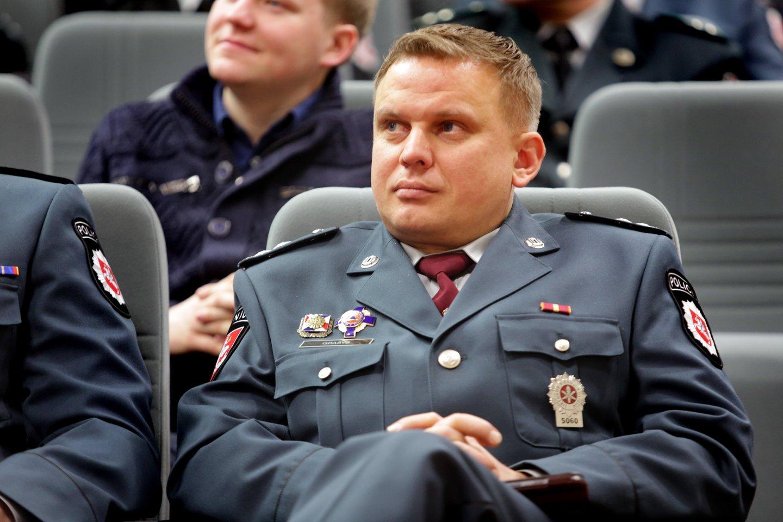 Vytautas Grašys<br>V.Balkūno nuotr.