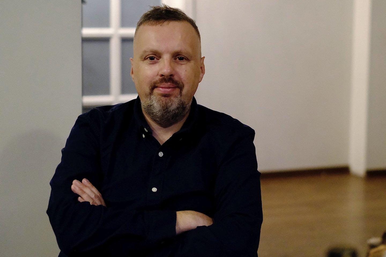 A.Užkalnis.<br>F.M. Leščiauskaitės nuotr.
