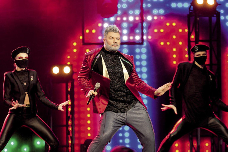 """Choreografas, grupės """"Twosome"""" narys Pauliaus Šinkūnas (36 m.) su mylimąja Andra Litvinaite (34 m.) susilaukė antros atžalos.<br>LR archyvo nuotr."""