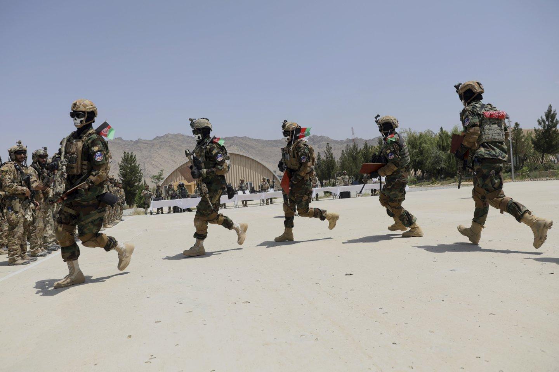 Afganistane nesiliauja neramumai.<br>AP/Scanpix nuotr.