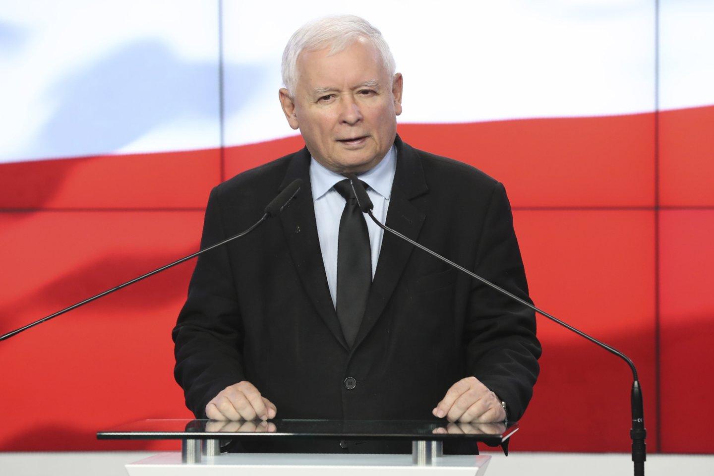 Šis ginčas gali užtraukti Lenkijai finansinių nuobaudų ir išprovokuoti pavojingą politinį susiskaldymą ES.<br>AP/Scanpix nuotr.