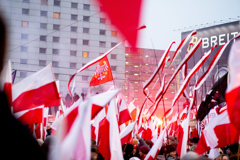 Šis ginčas gali užtraukti Lenkijai finansinių nuobaudų ir išprovokuoti pavojingą politinį susiskaldymą ES.<br>ZUMA Press/Scanpix nuotr.