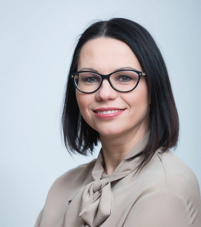 Lietuvos verslo konfederacijos generalinė direktorė Eglė Radišauskienė.
