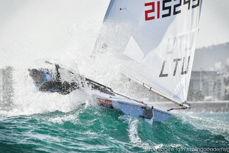 """V.Andrulytė jau gerai pažįsta Japoniją, tačiau pabrėžė, kad kaitra taps rimtu iššūkiu.<br>""""Sailing Energy"""" nuotr."""