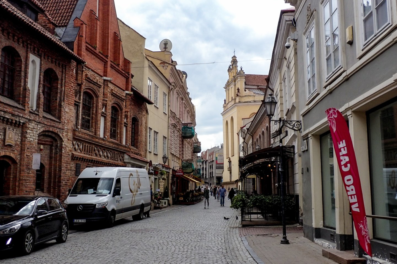 Koronavirusas Lietuvoje.<br>V.Ščiavinsko nuotr.