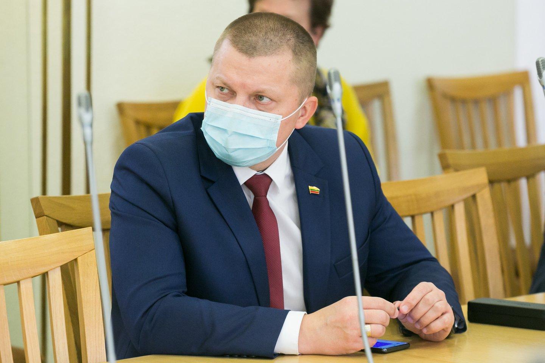 Dainius Gaižauskas<br>T.Bauro nuotr.