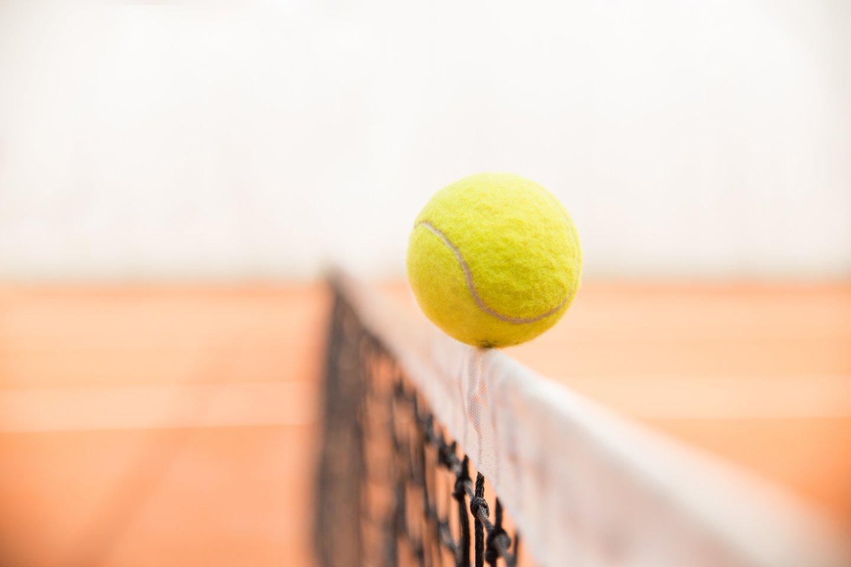 Nurodoma, kad vyrai ir moterys naudoja vienodo dydžio, slėgio ir dizaino kamuoliukus. Vienintelis skirtumas – vyrai naudoja sustiprinto atsparumo veltinio dangalo kamuoliukus, o moterys – įprasto atsparumo dangalo kamuoliukus.<br>123rf nuotr.