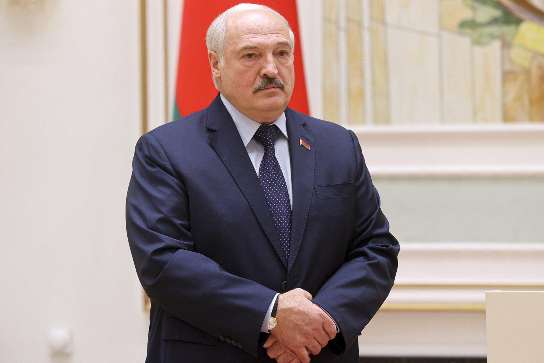 A. Lukašenka.<br>AP/Scanpix nuotr.