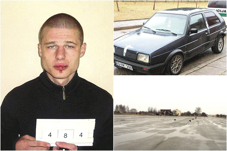 Į ieškomiausių Europos nusikaltėlių sąrašą patekęs lietuvis draugo nužudymą vadina nelaimingu atsitikimu.<br>lrytas.lt koliažas.