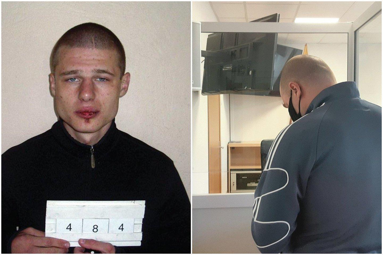 Į ieškomiausių Europos nusikaltėlių sąrašą patekęs lietuvis draugo nužudymą vadina nelaimingu atsitikimu.<br>Lrytas.lt koliažas