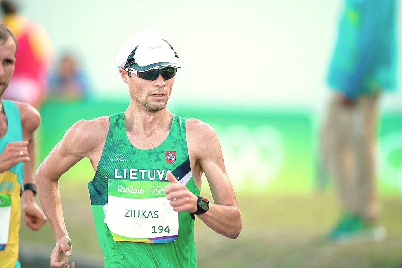 Marius Žiūkas<br>LTOK nuotr.