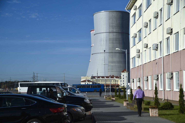 Svarstys siūlymus, kaip užkirsti kelią į šalies rinką patekti baltarusiškai elektrai.<br>V.Ščiavinsko nuotr.