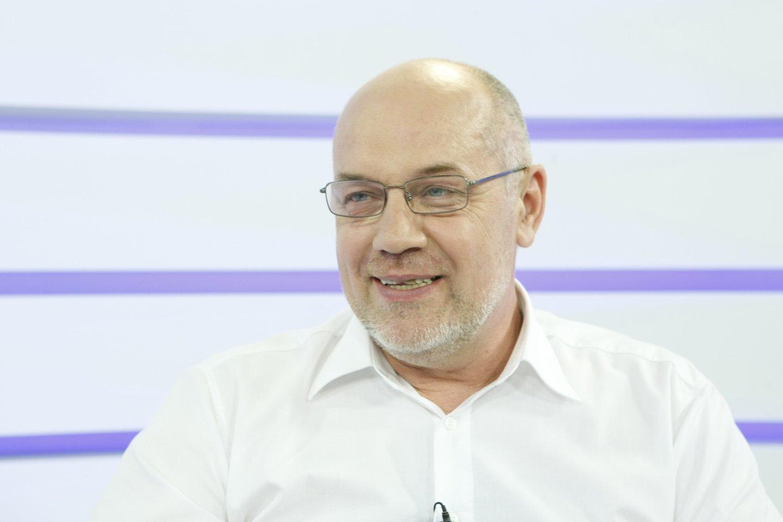 R.Lazutka.<br>R.Danisevičiaus nuotr.
