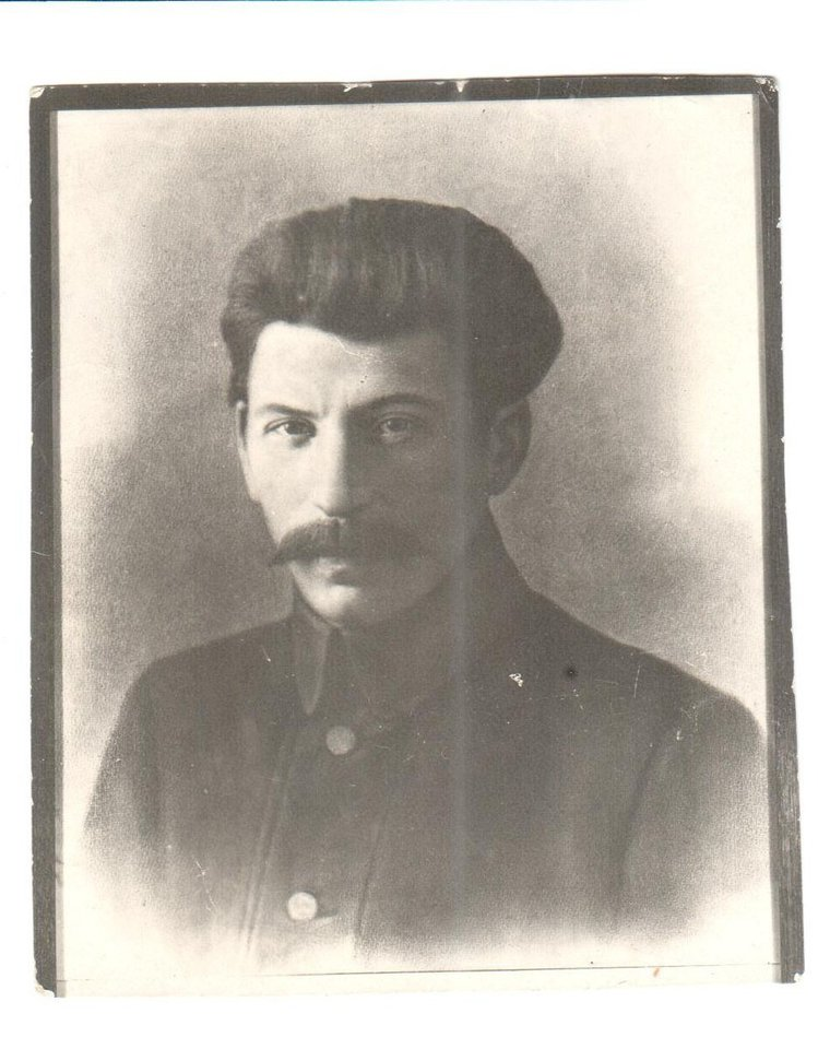 Stalinas 1917 m.<br>Wikimedia commons