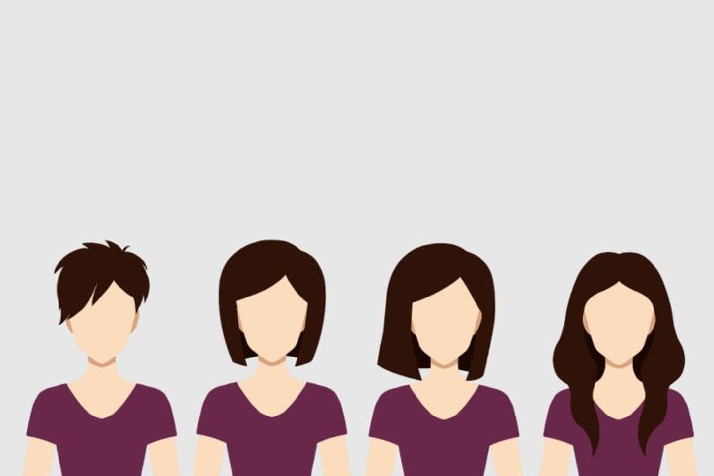 Ką jūsų šukuosena pasako apie jus?<br>D.Matonytės pieš.