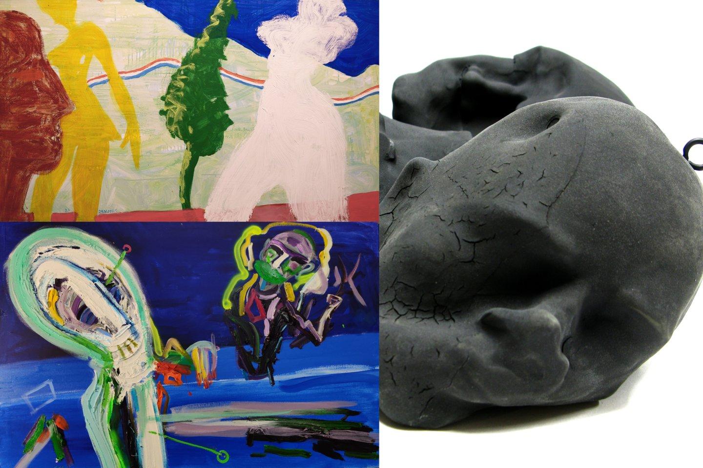 """Vilniaus galerijoje """"Arka"""" atidaromos net trys naujos parodos.<br>Galerijos nuotr."""