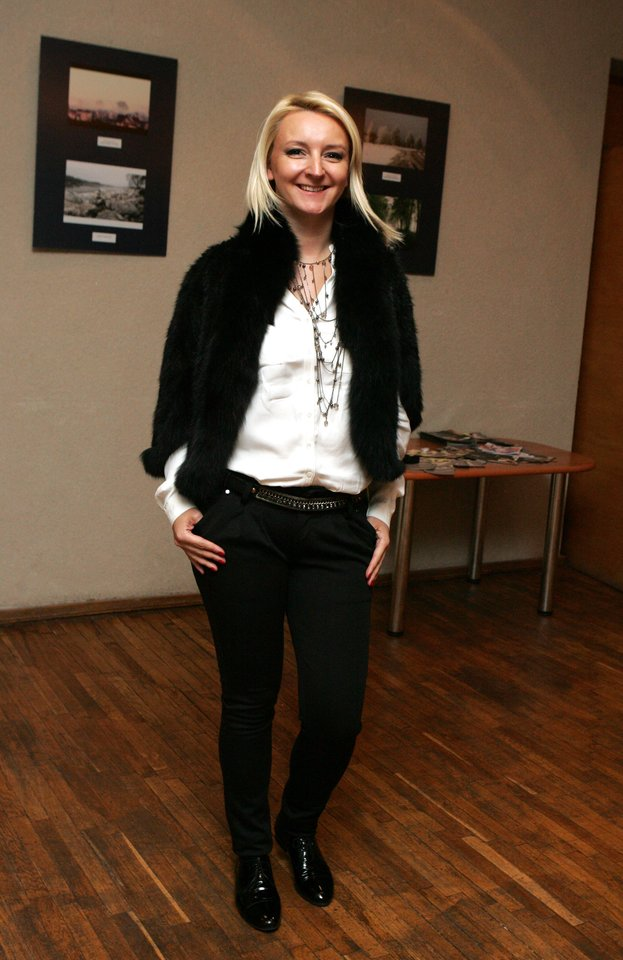 Viktorija Mauručaitė.<br>P.Mantauto nuotr.