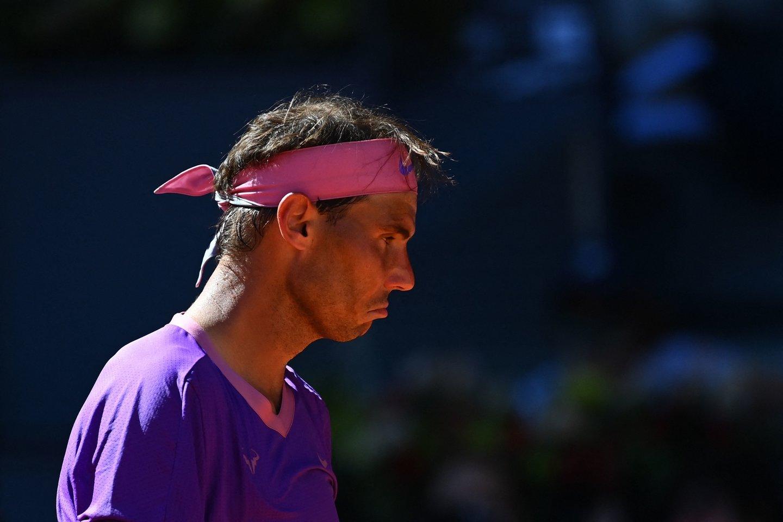 Rafaelis Nadalis.<br>AFP/Scanpix.com nuotr.