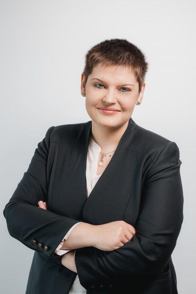 Živilė Simonaitytė.<br>SAM nuotr.