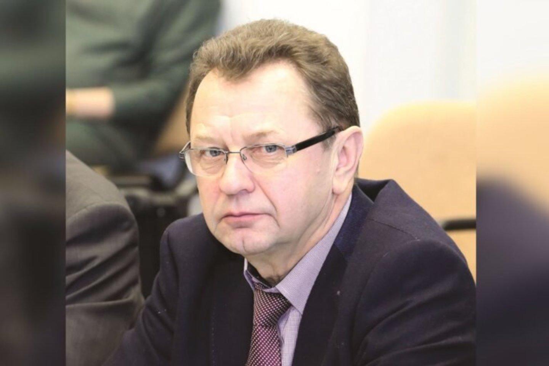 """Darbo partijos frakcijos seniūnas Vygantas Vanagas susikibo su Kaimo reikalų komiteto pirmininku ir šio siūlymą pavadino kaimo žlugdymu.<br>""""Rinkos aikštės"""" archyvo nuotr."""