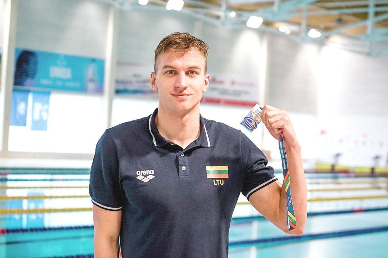 Andrius Šidlauskas.<br>K.Štreimikio/LTOK nuotr.