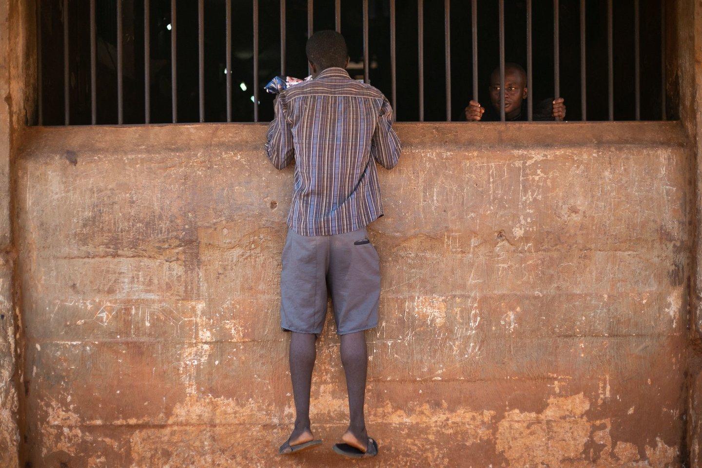 Siera Leonės parlamentas nubalsavo už mirties bausmės panaikinimą. <br>AFP/Scanpix nuotr.
