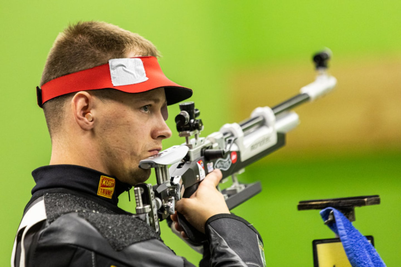 K.Girulis debiutuos olimpinėse žaidynėse.<br>V.Dranginio/LTOK nuotr.