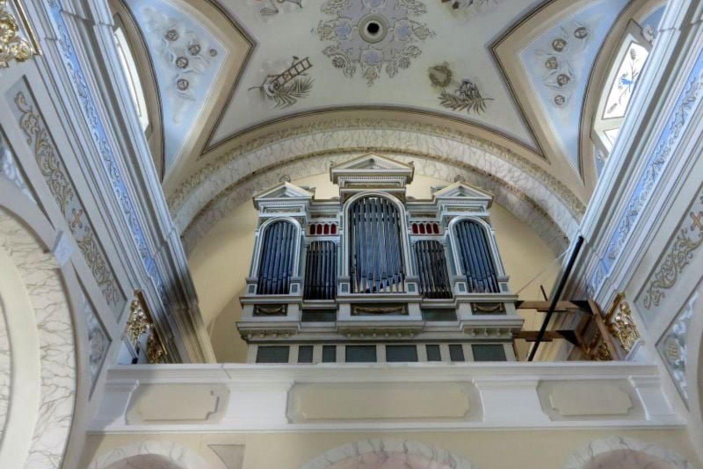 Restauruota Žemaičių Kalvarijos mažoji bazilika atgimė iš naujo.<br>KPD nuotr.