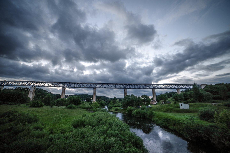 Lyduvėnų tiltas<br>V.Ščiavinsko nuotr.