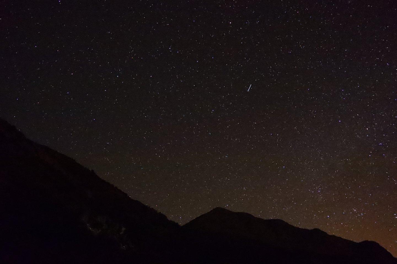 Šeštadienio vakarą virš pietinės Norvegijos naktinį dangų nušvietė didelis meteoritas, sukėlęs bangą pranešimų net iš Švedijos apie pastebėtą dangaus kūną.<br>Unpslash.com asociatyvi nuotr.