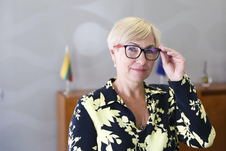 Jurgita Šiugždinienė.<br>M.Morkevičiaus/ELTA nuotr.