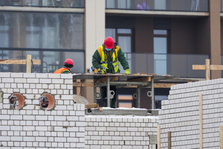 Į darbo rinką sugrįžta daugiau ilgalaikių bedarbių.<br>V.Ščiavinsko nuotr.