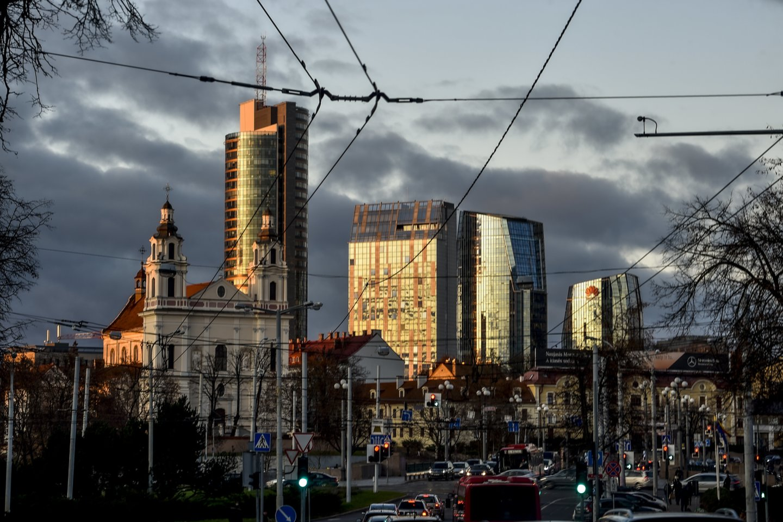 Vilniuje užfiksuotas kainų augimas prestižiniame segmente.<br>V.Ščiavinsko nuotr.