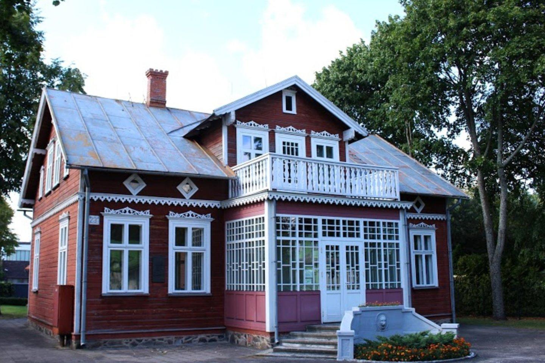 Jono Šliūpo muziejus.<br>Palangos Turizmo informacijos centro nuotr.