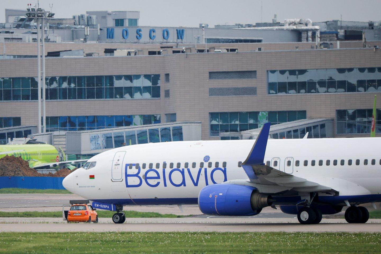 Orlaivis nusileido avariniu būdu, dirbant tik vienam varikliui.<br>Reuters/Scanpix nuotr.