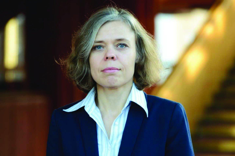 LNOBT generalinio direktoriaus pavaduotoja Jurgita Skiotytė-Norvaišienė.<br>LNOBT nuotr.
