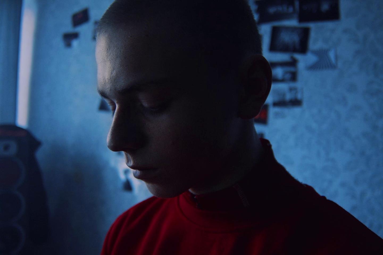 """Sauliaus Baradinsko trumpo metro filmas """"Techno, Mama"""".<br>Filmo kadras."""