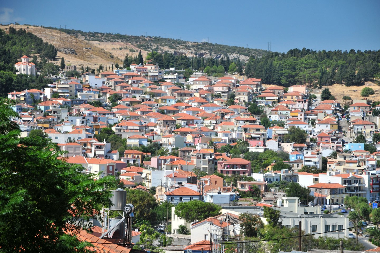 Graikijoje numatoma iki 44 laipsnių karščio banga.<br>A.Vaitkevičiaus nuotr.