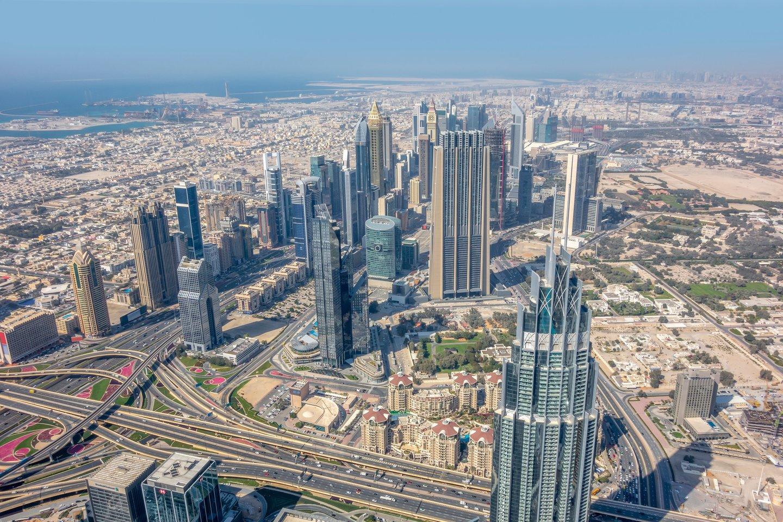 Dubajus.<br>123rf.com nuotr.