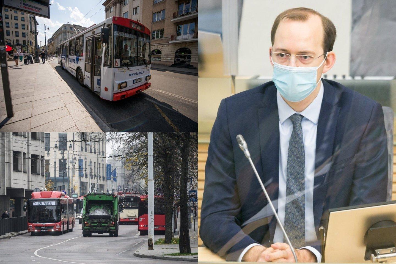 Iki 2026 m. iš Ekonomikos gaivinimo ir atsparumo didinimo plano (RRF) lėšų planuojama skirti 69 mln. eurų netaršiems autobusams įsigyti.<br>lrytas.lt fotomontažas
