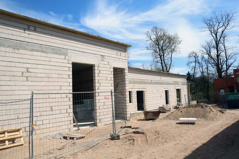 Ilgai laukta Lietuvos zoologijos sodo rekonstrukcija prasidės jau netrukus.<br>M.Patašiaus nuotr.