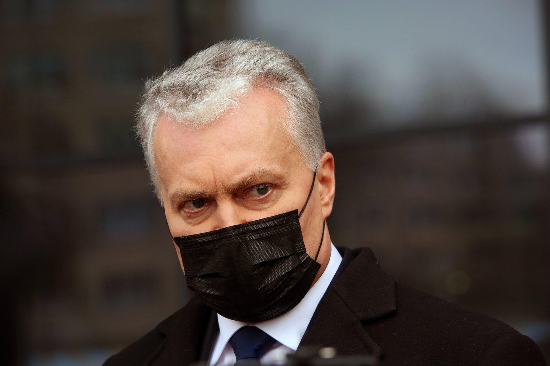 G.Nausėda stengiasi būti aktyvus vidaus politikoje, tačiau retai sulaukia palaikymo iš Seimo.<br>M.Patašiaus nuotr.