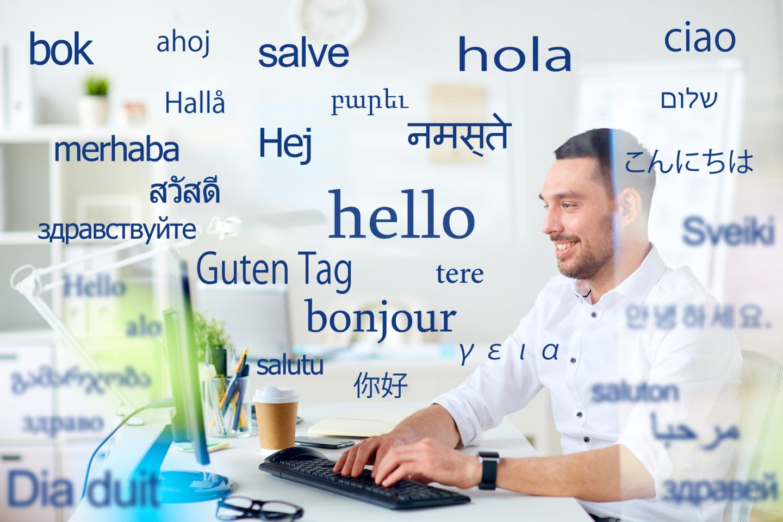 Lietuvių kalba neturi nei privalumų, nei trūkumų - kiekviena kalba unikali.<br>123rf iliustr., lrytas.lt mont.
