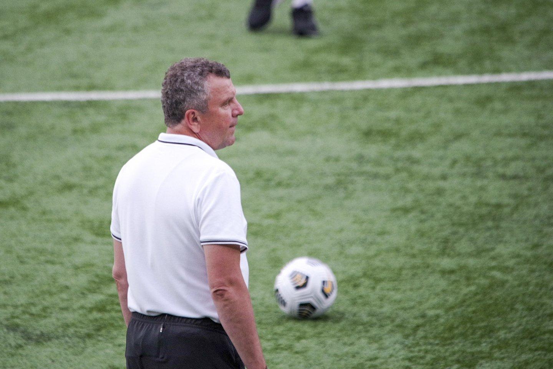 """Žalgirio"" ir ""Ferencvaros"" rungtynės.<br>V.Ščiavinsko nuotr."