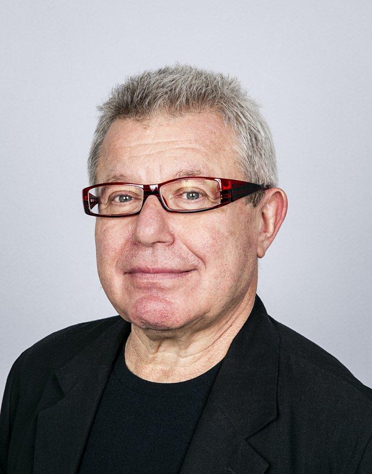 Architektas Danielis Libeskindas.<br>Pranešimo nuotr.