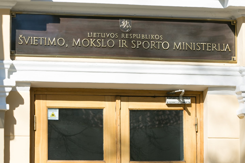 Švietimo, mokslo ir sporto ministerija rado pinigų sportui.<br>T.Bauro nuotr.